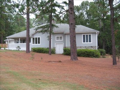 Photo for Gorgeous Pinehurst Golf Front Home