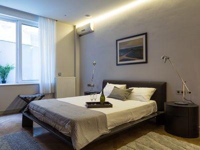 Photo for Relaxing Renovated Apartment in the Heart of Athens