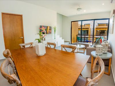 Photo for Sensational 2BR PH near 5th Ave. by Happy Address