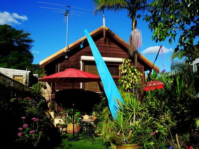 Photo for NEW LISTING - BALINESE Style Studio Retreat!