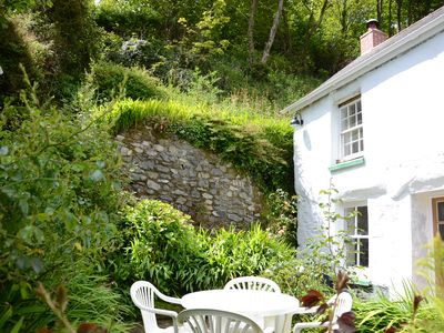 Photo for Stunning 1700's cottage, tranquil location,100 yards to dog friendly beach & pub