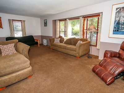 Photo for House 688 m from the center of Big Bear Lake with Parking, Internet, Washing machine, Balcony (983657)