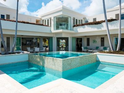 Photo for Incredible Luxury 7 Bedroom Beach Front - Turks & Caicos