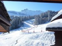 Great location, right at the slopes