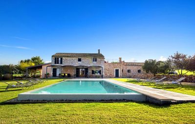 Photo for Holiday house Manacor for 12 persons with 6 bedrooms - Farmhouse