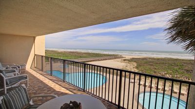 Photo for Your South Padre Island Beachfront Home Away from Home - 7 Nights with 6 Paid