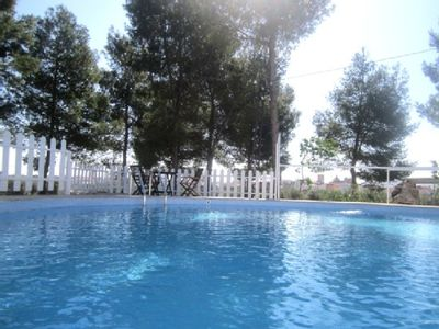 Photo for Self catering Cortijo Rural las Caleras Almagro for 4 people