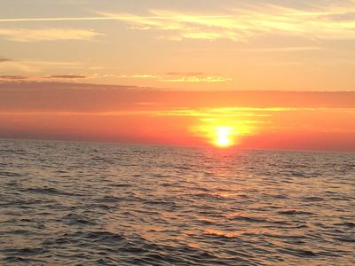 Photo for Cape May Bayside Sunset Views! Free use of beach tags and pool tags.