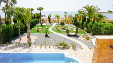 Photo for Sea Front Costa Blu - Modern and Luxurious Sea Front Villa in Exclusive Development