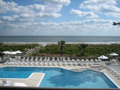 Photo for 313 OCEAN ONE  - Direct Oceanfront BY OWNER! Great Spring/Summer availabilities.