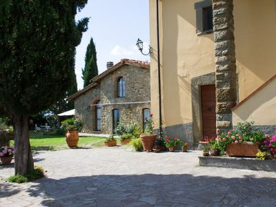 Photo for 2 bedroom Apartment, sleeps 6 in Malva Nuova Squarcia with Pool and WiFi