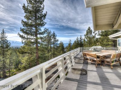 Photo for Skyhouse Luxury Getaway with Lake Views, Walk to Heavenly