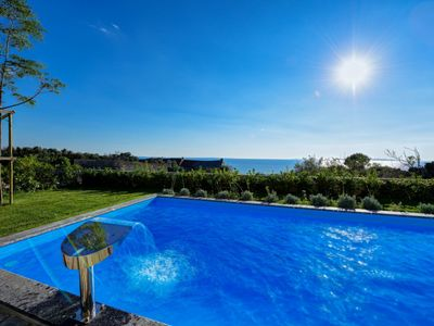 Photo for Beautiful Villa Thalia, in Novalja, with a Pool