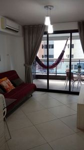 Photo for GREAT APARTMENT IN THE SEASIDE MEIRELES C / 2 BEDROOM FULLY AIR-CONDITIONED