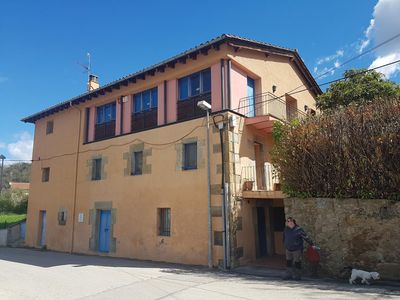 Photo for LARGE HOUSE COMPLETE RENTAL IN LA GARROTXA - NATURAL PARK OF LOS VOLCANES