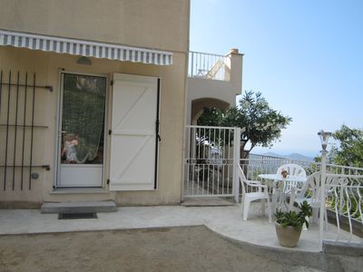 Photo for LOWER VILLA in Haute-Corse village (20mn from ILE ROUSSE)