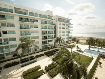 Photo for Beachfront Morros 922- 2/2 by NOMAD GURU