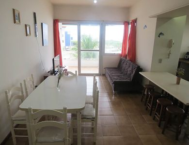 Photo for Apt 2 bed. 30 meters from the sea. C / Balcony. For 7 people