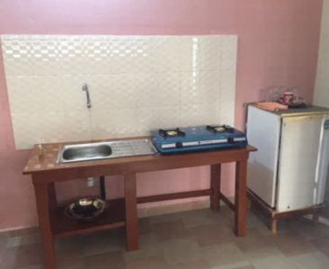 Independent studio for 2 people with medical beds