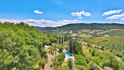Photo for Beautiful Borgo Ospicchio with private pool, playground, snooker, peace.