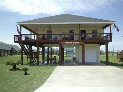 Photo for Escape to Seagull Sands, Beach View Retreat, Netflix On Demand - WIFI