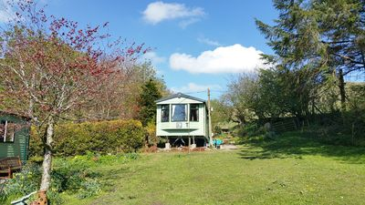Photo for Fell View - A Modern static caravan (built in 2017) situated on a peaceful working farm - Sleeps 6