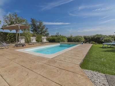 Photo for Casa Editha with pool and beautiful sea views