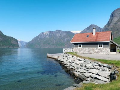 Photo for Vacation home Aurlandsfjorden (FJS378) in Sognefjord, Nordfjord, Sunnfjord - 6 persons, 3 bedrooms
