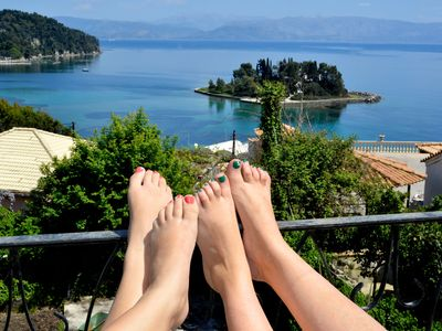 Photo for Corfu Story!Breathtaking view !