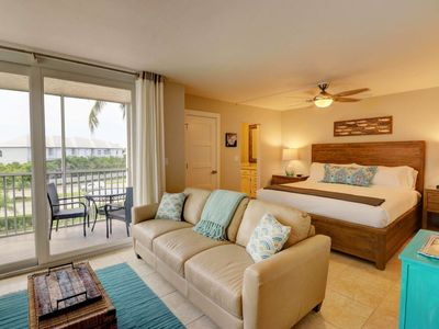 Photo for Best Couple's Getaway: Completely Remodeled, Across from the Beach, Free Parking, WiFi & Beach Gear!