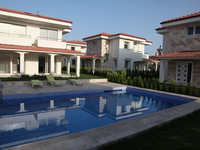 Photo for Fantastic holiday villa on the Turkish Aegean