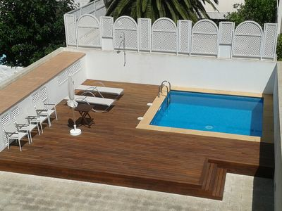 Photo for 2BR Apartment Vacation Rental in Ciutadella de Menorca, PM