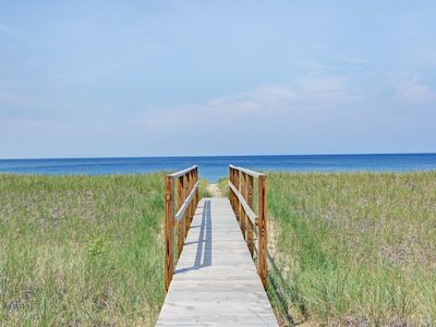 Photo for 4BR Cottage Vacation Rental in West Olive, Michigan