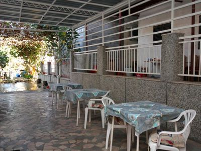 Photo for Studio flat with air-conditioning Podaca, Makarska (AS-4747-b)