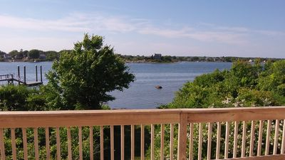 Photo for Waterfront-Ocean Access-Clean 3 Bed/3 Bath-A/C with  2 kayaks
