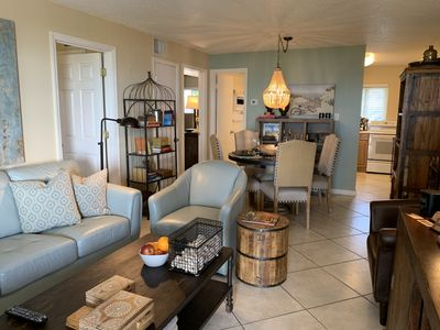 Photo for TWO SHELL COVE - BEACHFRONT - 2 Bed/1 Bath on the Beach