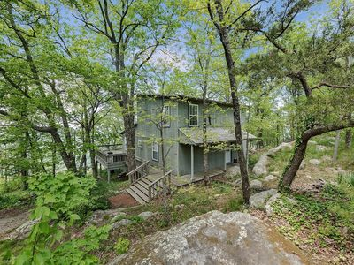 Photo for SCENIC VIEW Boulder Bungalow. Lookout Mountain Home On The Bluff. 50% Down To Reserve.