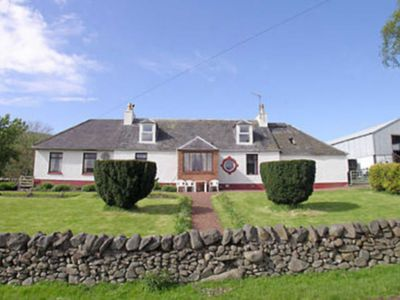 Photo for 4 bedroom accommodation in Pinmore, near Girvan