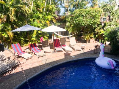 Photo for Private Villa, Downtown PV, 3 blocks to the Beach! Private Pool & Huge Rooftop