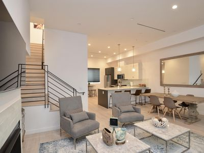 Photo for #362 Luxury 3 BR Hollywood Condo with Private Rooftop Views Spa