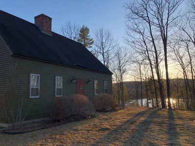 Photo for Amazing Setting!  Private; Mountain Views & Water Access w/ FREE use of Kayaks