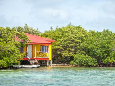 Photo for Your Private island getaway for lovers, friends, and families.