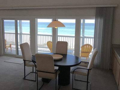 Photo for Bonita Beach Condo Unit 19,  3 Br/3Ba, Directly on the Beach, Sleeps 8