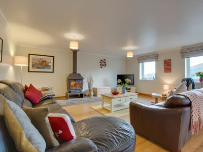Photo for Vacation home Glandoris in Abersoch - 6 persons, 3 bedrooms