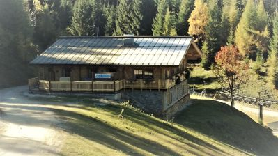 Photo for Unique ALM in absolute seclusion and in winter right on the slopes !!!