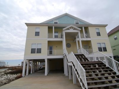 Photo for Beautiful Spacious Beach House! Short walk to the Beach and pool!