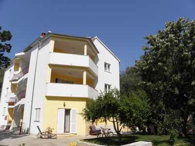 Photo for 1BR Apartment Vacation Rental in Pakostane, Riviera Biograd