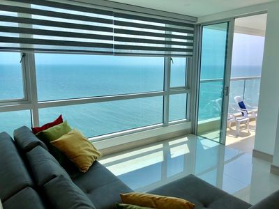 Photo for Apartamento frente al mar. Cartagena.