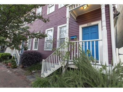 Photo for Stay with Lucky Savannah: Two bedroom home with large porch for relaxing