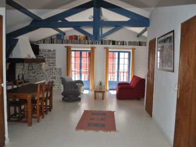 Photo for typical basque apartment at 50 m from the beach